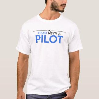 Confíeme en, yo son una camiseta EXPERIMENTAL