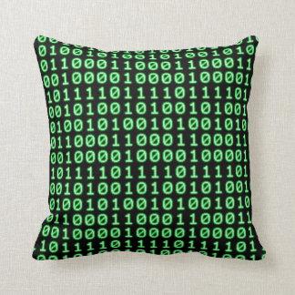 Configuración de bits cojín decorativo