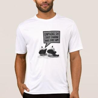 Confucio grosero dice camiseta