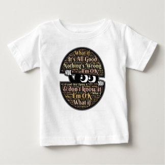 Confuso Camiseta De Bebé