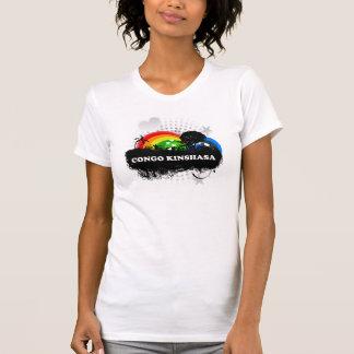 Congo con sabor a fruta lindo Kinshasa Camisetas