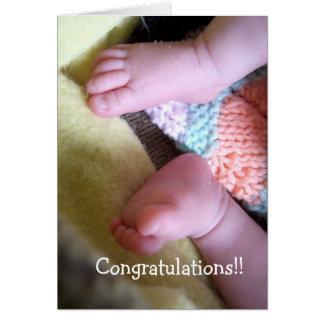 congrats a los nuevos padres felicitaciones