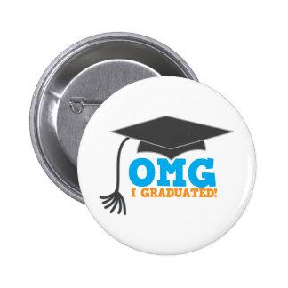 ¡Congratuations de OMG I graduado Pin