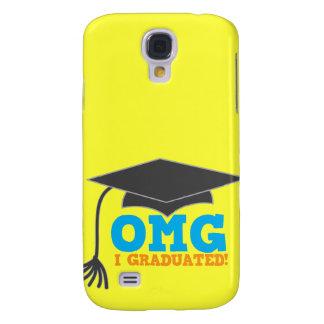 ¡Congratuations de OMG I graduado! Funda Para Galaxy S4