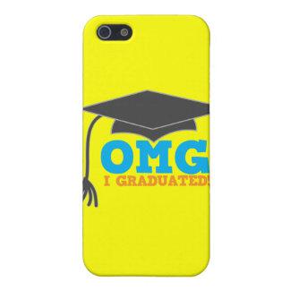 ¡Congratuations de OMG I graduado! iPhone 5 Cobertura