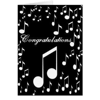 Congratulations_Card Tarjeta Pequeña