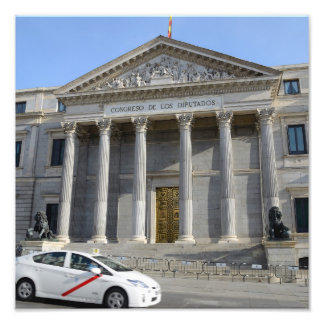 Congreso de los Diputados, Madrid Impresiones Fotograficas