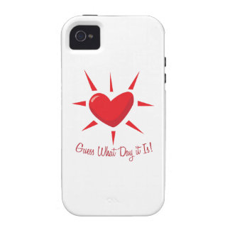 Conjetura qué día Case-Mate iPhone 4 carcasas