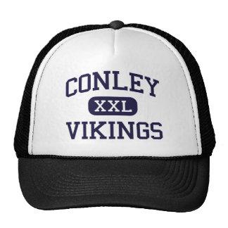 Conley - Vikingos - altos - Greenville Gorro
