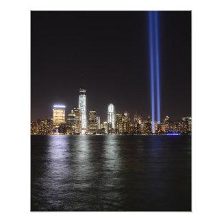 Conmemoración del World Trade Center Foto
