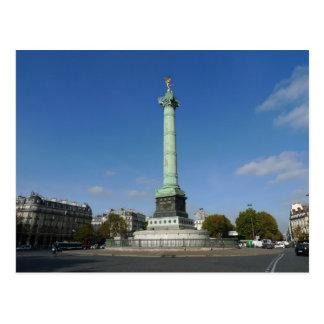Conmemorando asaltando el Bastille, 1900, París Postal