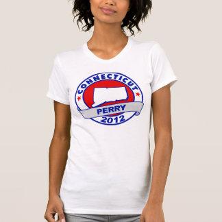 Connecticut Rick Perry Camisetas