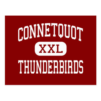 Connetquot - Thunderbirds - alto - Bohemia Postal