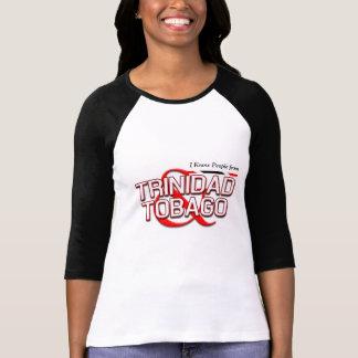 Conozco a gente de Trinidad and Tobago Camiseta