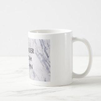 Conquiste dentro de la taza de mármol