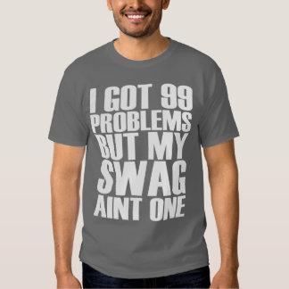 conseguí 99 problemas camiseta