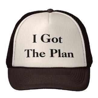 Conseguí, el plan gorras