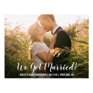 Conseguimos el WB casado de la postal de la