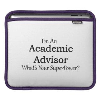 Consejero académico funda para iPads