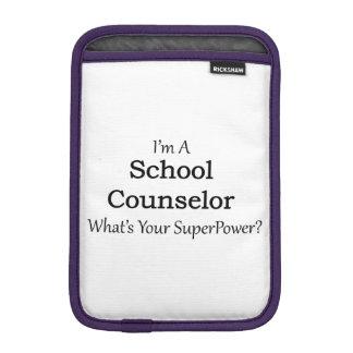 Consejero de la escuela funda para iPad mini