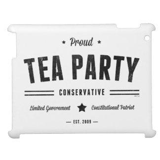 Conservador de la fiesta del té
