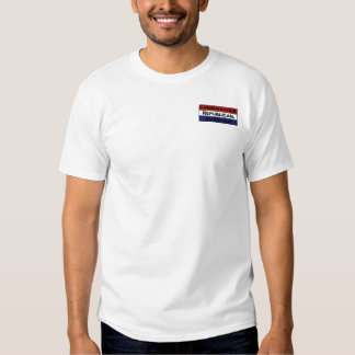 Conservador. Republicano. Americano Camiseta