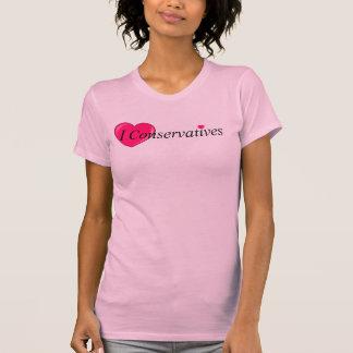 Conservadores del corazón I Camisetas