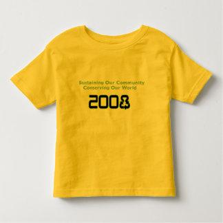 Conserve al niño T Camisetas