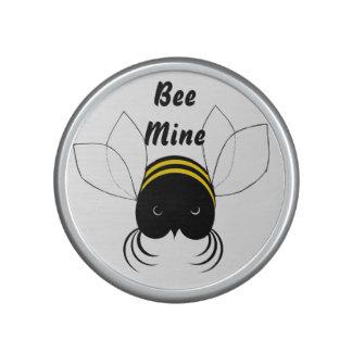Consiga Buzzin, mina de la abeja, abeja loca linda Altavoz