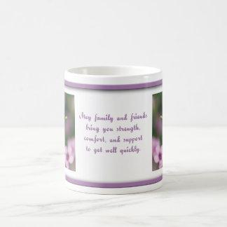 Consiga el pozo - taza rosada del alazán de madera