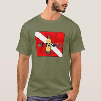 Consiga la camiseta del EQUIPO DE SUBMARINISMO del