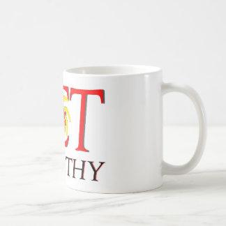 Consiga sano taza clásica