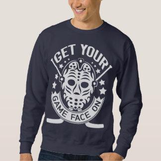Consiga su cara del juego en la camiseta del