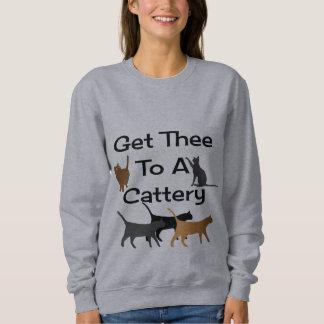 Consiga Thee a una camiseta de la gatería