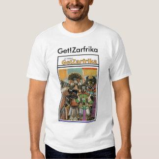 ¡Consiga! Zarfrika #1 (BlackLibertySquad) Camisetas
