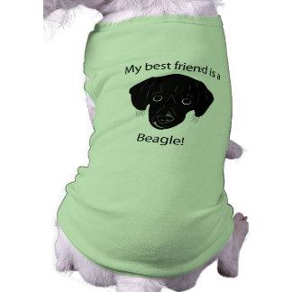 ¿Consiguió a un mejor amigo del beagle?