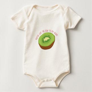 Consiguió el kiwi body para bebé