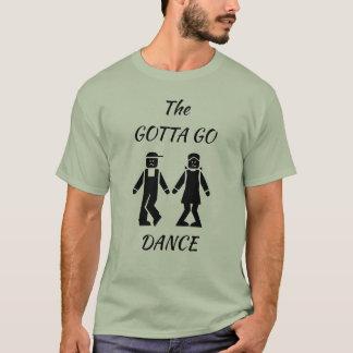 Consiguió ir camiseta de la danza