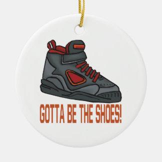 Consiguió ser los zapatos ornaments para arbol de navidad
