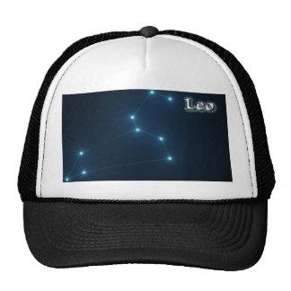Constelación de Leo Gorras De Camionero