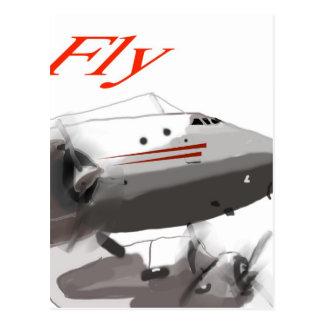 Constelación de Lockheed de la mosca Postal