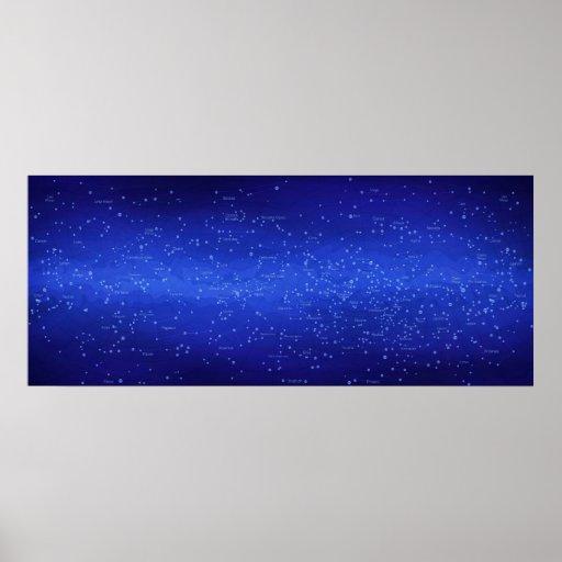 Constelaciones Impresiones