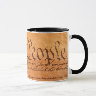 Constitución de los Estados Unidos Taza