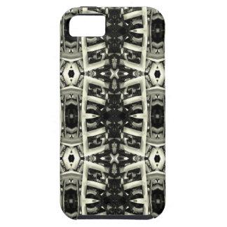Construcción abstracta iPhone 5 Case-Mate protectores