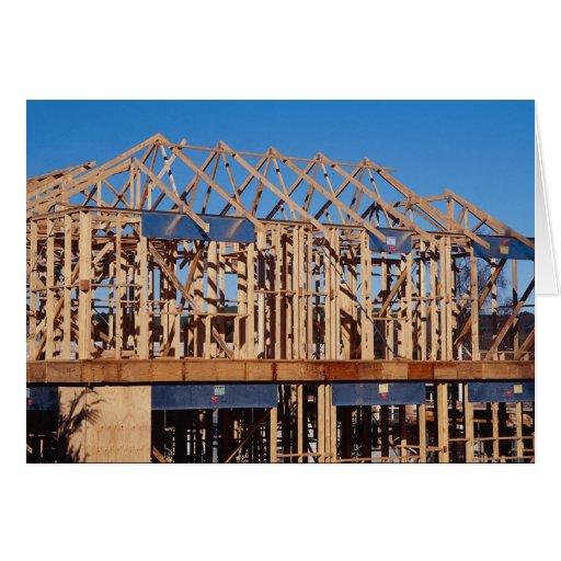 Construcción de la casa, Nueva Zelanda Felicitacion