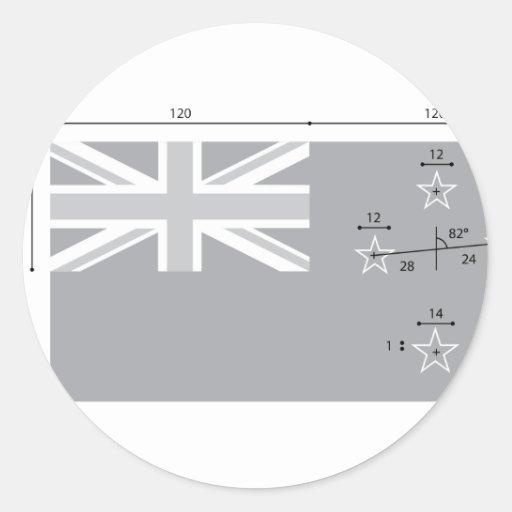 Construcción de Nueva Zelanda, bandera de Nueva Ze Etiquetas