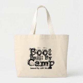 Construido cerca, Boot Camp, publicado por el bols Bolsa Tela Grande