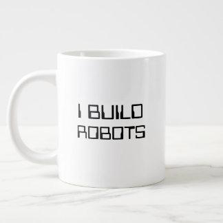 Construyo la taza de los robots