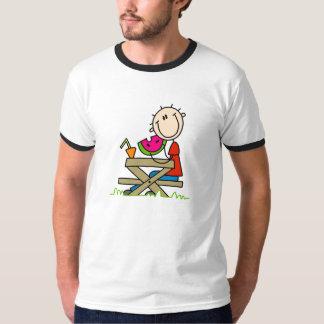 Consumición de la sandía camisas