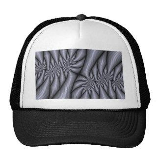 Consumición de los gorras del camionero del fracta